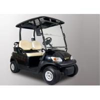 Buy cheap Aluminum Chassis 2 Seater Electric Golf Cart 3.7kw KDS Motor For Golf Course from wholesalers