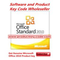 how to find my ms office 2010 product key