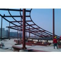 Buy cheap Anti Corrosion Cracking Architectural Structural Steel For Workshop / Warehouse product