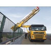 Buy cheap Platform Type Bridge Inspection Truck chassis VOLVO 8x4 309KW(420HP) product