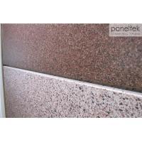 Interior Decoration Terracotta Panels , Marbleized Finish Glazed Terracotta Tiles