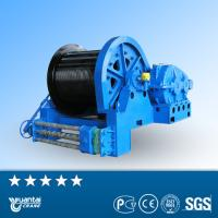 Buy cheap Yuantai Auto Application and Electric Power Source Best Portable electric winch for sale from wholesalers