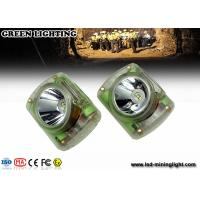 Buy cheap Brightest Lightweight Rechargeable Led Headlamp Digital Explosion Proof Pc Material from wholesalers