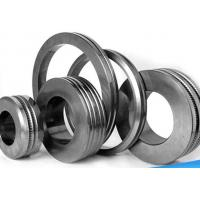 Buy cheap Cemented Tungsten Carbide Rings Good Wear Resistance For Rolling Mills product