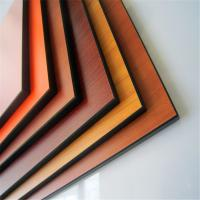 Buy cheap Top grade compact laminate any color 3~25mm all are available from wholesalers
