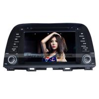 Buy cheap Car DVD Player GPS Navigation for Mazda 6 (2013-2014) - Touch Screen Bluetooth CAN Bus iPod RDS from wholesalers