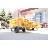 Buy cheap High Pressure Cement Mixer Pump , S Tube Valve Concrete Mixer Pump Machine from wholesalers