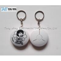 China ABS Music Keyring Music Keychain With Customized Logo , Customized Sound on sale