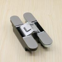 Buy cheap middle duty invisible hinge in interior or exterior doors China 180 degree hinges manufacturer from wholesalers