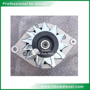 Buy cheap Bosch 12 Volt Dc Alternator 0120484026 3282554 Cummins 6BTA5.9 Engine Supply product