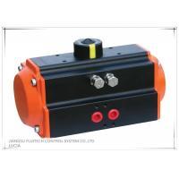 Integrated Design Rack And Pinion Pneumatic Actuator AT-DA92 ISO 5211 Standard