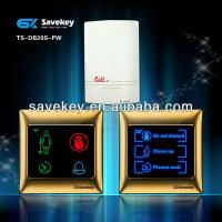 Buy cheap Hotel doorbell from wholesalers