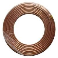 Buy cheap High temperature resistance single wall copper coated bundy steel tube for heat transfer equipment from wholesalers