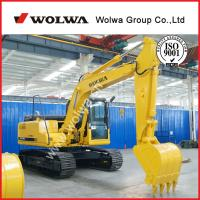 Buy cheap chinese excavator excavator parts used mini excavator crawlerl loader DLS100-9B from wholesalers