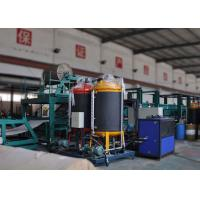 Buy cheap Wall Panel And Roof Panel PU Sandwich Panel Machine / Line For 600-1200mm Width product