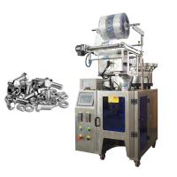 Buy cheap Hardware Film Bag Packaging Machine for Nut / Fastener / Bowl / Screw from wholesalers