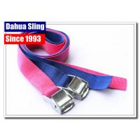 Buy cheap Lightweight Cam Buckle Straps Cargo Lashing Belt 350kgs Breaking Strength from wholesalers