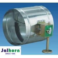 Buy cheap ADRG-T Worm Gear Round Volume Control Air Damper (Manual operated) from wholesalers