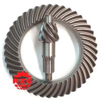 Buy cheap Auto Spiral Bevel Gear Differential for HINO small Transmission Rear Axle from wholesalers