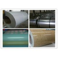 Buy cheap PPGI / PPGL Steel Coil Smooth Surface CGCC EN10169 0.18mm-1.2mm Thickness from wholesalers