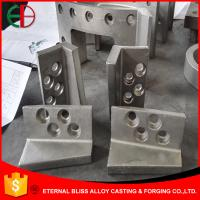 Buy cheap X-40 High Precision die casting Cobalt parts EB3433 from wholesalers