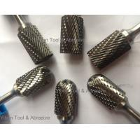 Buy cheap BX1625M06 High quality Carbide Rotary files for car polishing from wholesalers