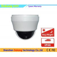 Buy cheap Ceiling Mount Smart IP PTZ Speed Dome Camera With 10X Optical Zoom from wholesalers