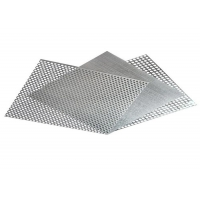 Buy cheap Round Hole 316 Micron Stainless Steel Perforated Metal Sheet SGS from wholesalers