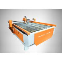 Buy cheap High Precision Plasma Cutting Machine Stainless Steel Fast Speed With Light Structure from wholesalers