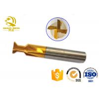 Buy cheap Customized Carbide Dovetail Milling Cutters High Speed Dovetail Groove Cutter from wholesalers
