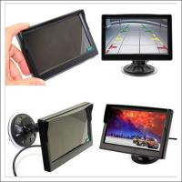 Quality Truck wireless rear view camera system truck parking control parking monitoring camera solution for sale