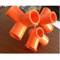 Buy cheap Precise Polycarbonate Plastic Injection Molding Components TS14001 Approval from wholesalers