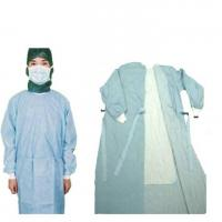 Buy cheap non-woven surgical gown from wholesalers