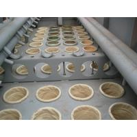 Buy cheap PPS / PTFE Liquid Nomex Filter Bag for Power Plant Of Flue Gas Dedusting System from wholesalers