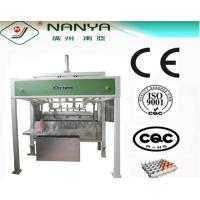 Buy cheap 600pcs/h Paper Pulp Molding Egg Tray Making Machine / Waste Paper Recycling Machine from wholesalers
