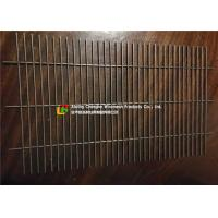 Buy cheap 4' X 8' Construction Welded Wire Mesh Hole 50 X 100mm Corrosion Resistance product