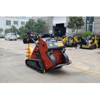 Buy cheap 50HP 3600rpm 50mm Electric Mini Skid Steer Loader from wholesalers