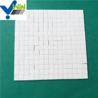 Buy cheap Heat and mosaic resistant ceramic alumina tile specification with good price from wholesalers