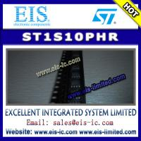Buy cheap ST1S10PHR - STMicroelectronics - 3 A, 900 kHz, monolithic synchronous step-down regulator product
