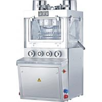 Buy cheap Pill Pharmaceutical Tablet Press Machine , Automatic Pill Press Machine ZP27D Rotary Single Tablet product
