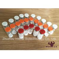 Buy cheap Build Muscle Protein Peptide Hormones HGH Fragment 176-191 Lyophilized Powder with GMP from wholesalers