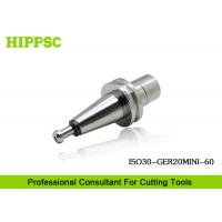 Buy cheap ISO 30 Milling Machine Tool Holder 30000RPM - 40000RPM High Speed from wholesalers