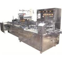 Buy cheap Onions biscuit packing machine egg biscuit ,pie mooncake wrapping machine ALD-350D from wholesalers