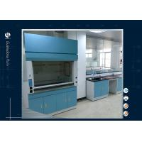 Buy cheap Customized Duct Materials Recirculating Fume Hood , Ductless Chemical Fume Hood from wholesalers
