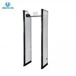 Buy cheap 24 Zones 8KHZ 256 Sensitivity Door Frame Metal Detector from wholesalers