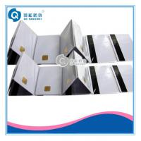 Buy cheap PET Customized Plastic Card Printing Eco-Friendly With Magnetic Stripe from wholesalers