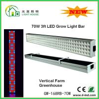 Buy cheap Hydroponic Led Plant Grow Lights 900mm Waterproof For Greenhouse product