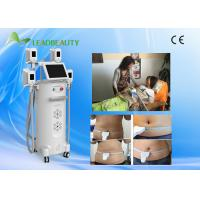 Buy cheap High power cryolipolysis fat freezing machine for hospital / clinic , Handpiece control system from wholesalers