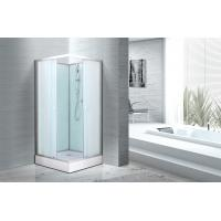 Buy cheap Popular Glass Bathroom Shower Cabins Free Standing Type KPNF009 product