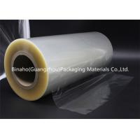 Buy cheap One Side Flexible Packaging PVDC Coated BOPP Film , Plastic Packaging Film product